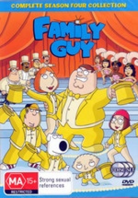 Family Guy Season 4 (3 Discs)