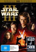 Star Wars - Episode III [2 Discs] [Region 4]