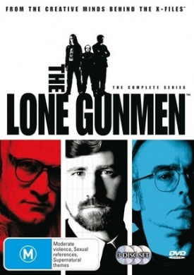 Lone Gunmen, The: The Complete Series