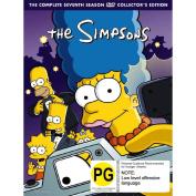 The Simpsons Season 7  [4 Discs] [Region 4]