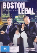 Boston Legal [7 Discs] [Region 4]