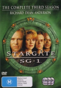 Stargate SG1 Season 3  [6 Discs] [Region 4]