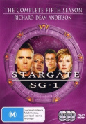 Stargate SG1 Season 5  [6 Discs] [Region 4]