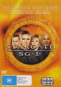 Stargate SG1 Season 6  [6 Discs] [Region 4]