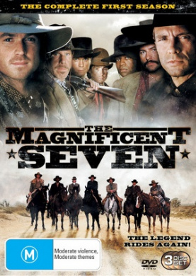 The Magnificent Seven (1998): Season 1