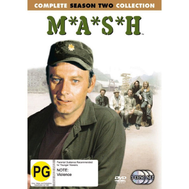 Mash Season 2 DVD 3Disc