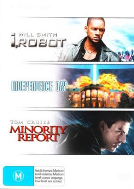 I Robot/ Minority Report/ Independence Day