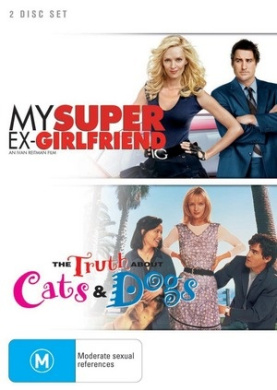 My Super Ex-Girlfriend / Truth About Cats & Dogs (2 Disc Set)
