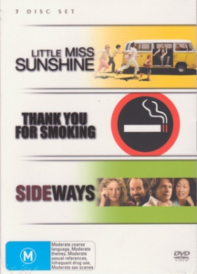 Little Miss Sunshine / Thank You For Smoking / Sideways (Gift Triple)