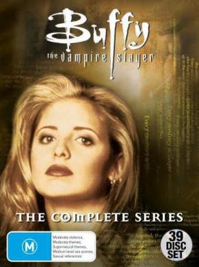 Buffy the Vampire Slayer: Seasons 1 - 7 (Complete DVD Collector's Edition 39-Disc Tin Set)