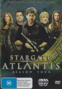 Stargate Atlantis Season 4  [5 Discs] [Region 4]