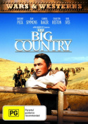 The Big Country [Region 4]