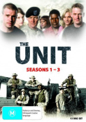 The Unit Season 1-19Disc [3 Discs] [Region 4]