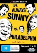 It S Always Sunny In Philadelphia Season 1 2  [3 Discs] [Region 4]