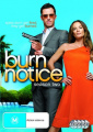 Burn Notice: Season 2 [Region 4]