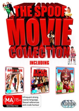 The Spoof Movie Collection (Date Movie: Uncut / Epic Movie: Uncut / Sports Movie: Uncut)
