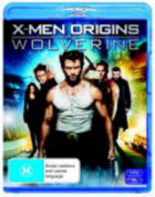 X-Men Origins: Wolverine [Region B] [Blu-ray]