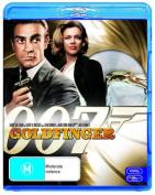 Goldfinger (007) [Region B] [Blu-ray]