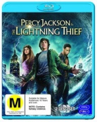 Percy Jackson and The Lightning Thief [Blu-ray] [Blue-ray] [Region B] [Blu-ray]