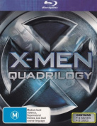 Wolverine Quadrilogy includes Digital Copy [Blu-ray]