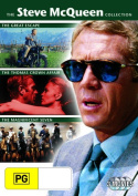 The Thomas Crown Affair (1968) / The Great Escape / The Magnificent Seven  [Region 4]