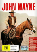 John Wayne Collection (Inc. The Big Trail / Red River / North to Alaska) (8 Movies  [8 Discs] [Region 4]