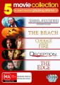 Master & Commander / Beach / Courage Under Fire / Deception / The Edge [Region 4]