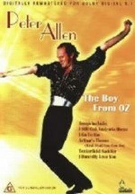 Allen Peter-The Boy from Oz