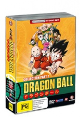 Dragon Ball Complete Coll ection Part 2 (sagas 7-11)