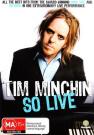 Tim Minchin - So Live [Region 4]