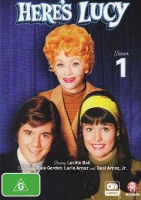 Here's Lucy: Season 1 [4 Discs]