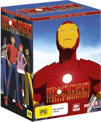 Iron Man: Armored Adventures - Complete Season 1