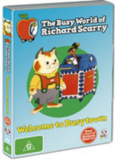 The Busy World of Richard Scarry [Region 4]