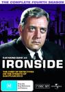 Ironside - Season 4 (Fatpack Version) Set  [7 Discs] [Region 4]