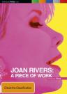 Joan Rivers: A Piece of Work [Region 4]