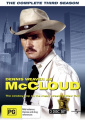 McCloud: Season 3 [Region 4]