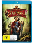 The Spiderwick Chronicles [Region B] [Blu-ray]