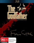 The Godfather [Region B] [Blu-ray]