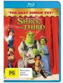 Shrek the Third [Region B] [Blu-ray]