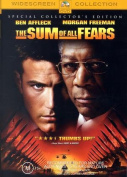 The Sum of All Fears [Region 4]