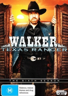 Walker, Texas Ranger: Season 6 (6 Discs)