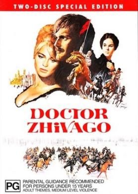 Dr Zhivago (2 Disc)
