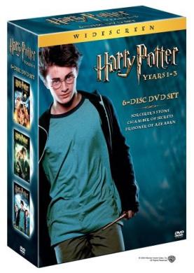 Harry Potter Box Set (6 Disc)