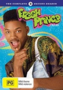 The Fresh Prince of Bel Air - Season 2 [4 Discs] [Region 4]