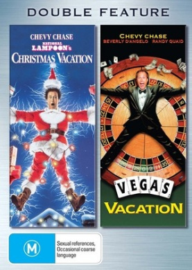 National Lampoon X'mas/ Vegas Vacation Double Pack