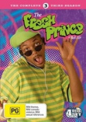Fresh Prince Of Bel-air The Complete Third Season [4 Discs] [Region 4]