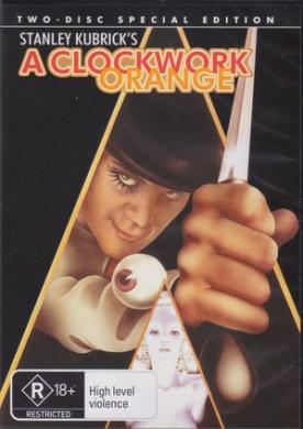 A Clockwork Orange (2 Disc Special Edition)