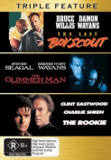 The Glimmer Man / The Last Boy Scout / The Rookie [Region 4]