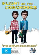 Flight Of The Conchords - Complete Season 1 [Region 4]