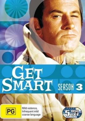 Get Smart: The Complete Season 3